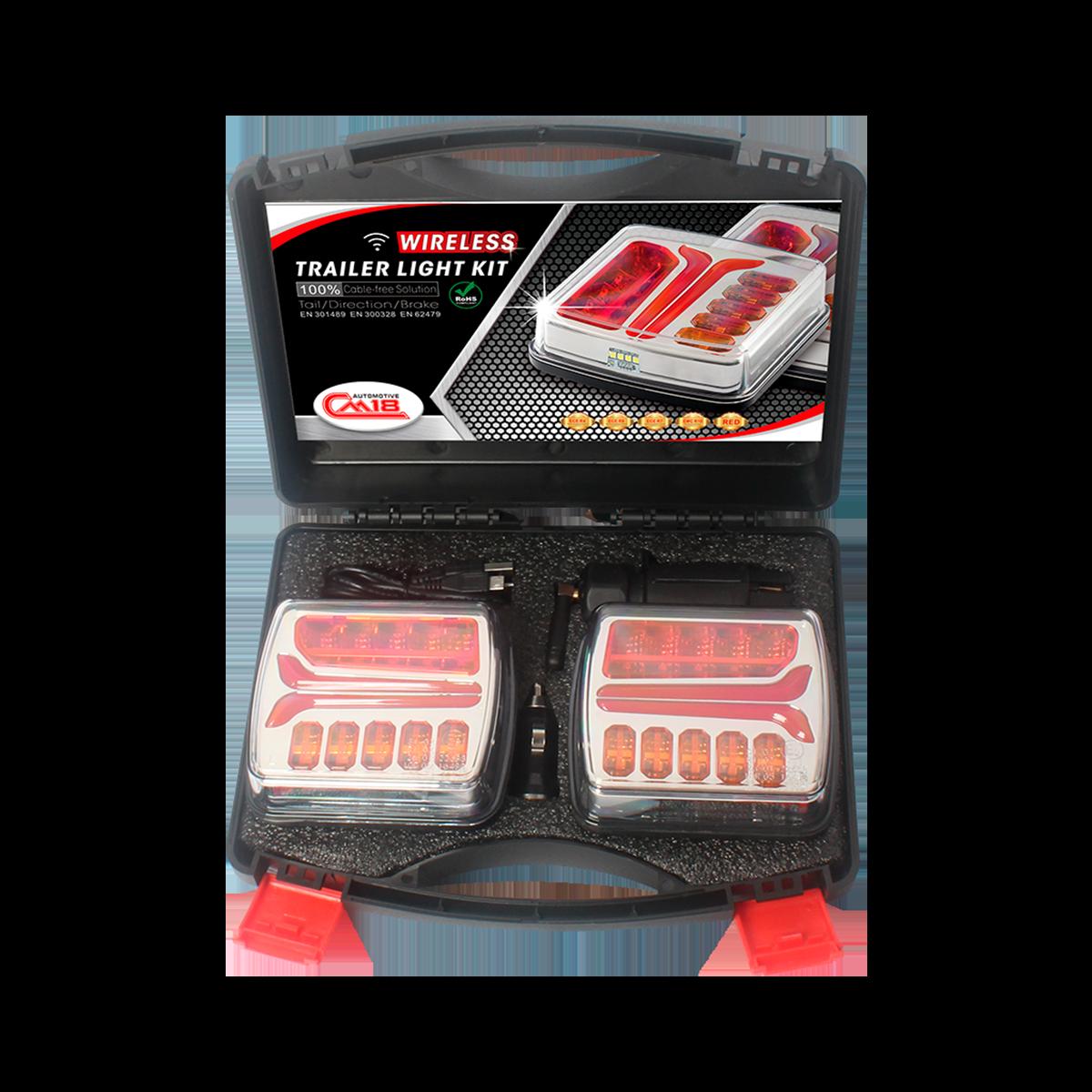 Wireless Magnetic Rear Lights Kit LED 24v