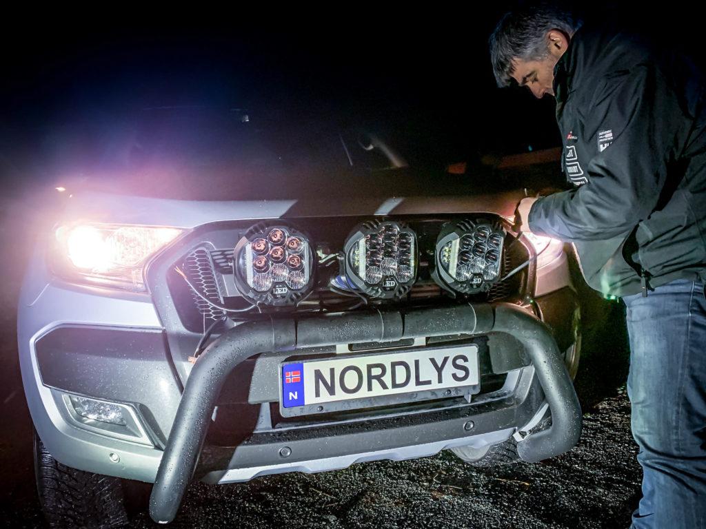 NORDLYS Scandinavian brand