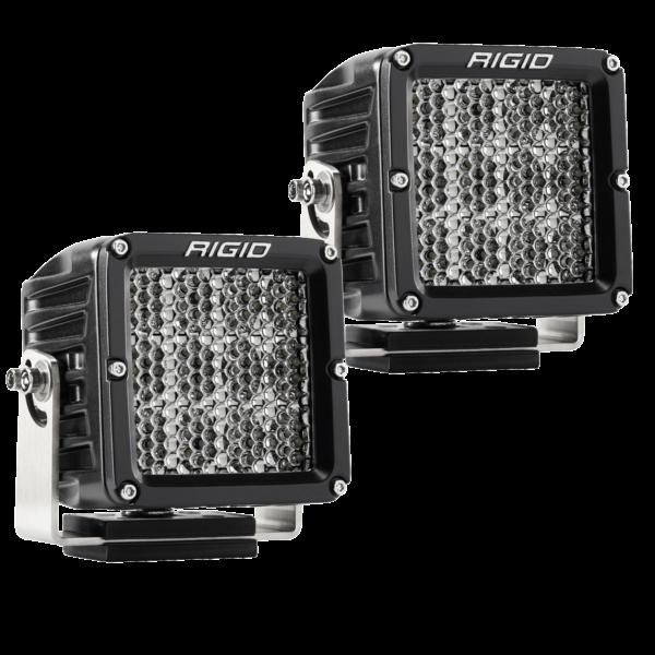 RIGID Working light set 9504 lm
